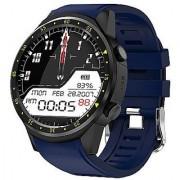 Touchscreen Smart Watch GPS Digital Wrist Watch Smart Camera Calling Pace Speed Calorie Running Jogging Hiking Climbing Sport Watch Y7241BL Blue
