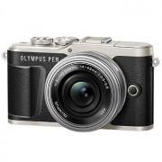 Olympus E-PL9 Pen svart kamerahus + M.Zuiko 14-42/3,5-5,6 EZ ED MSC