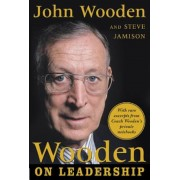 Wooden on Leadership: How to Create a Winning Organizaion, Hardcover