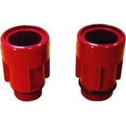 Talamex Adapters vuilwater dekdoppen / Adapter met 1½ BSP draad (47,6 mm) EUR type