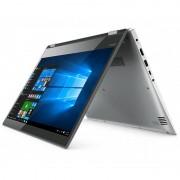 """Lenovo IdeaPad Yoga 520-14IKB 80X800B8YA Intel i7-7500U/14""""FHD Touch/8GB/SSD 256GB/BL KB/Win10/Mineral Grey"""