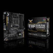 Asus TUF B450M-PLUS GAMING scheda madre Presa AM4 Micro ATX AMD B450