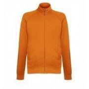 Lightweight Sweat Jacket ORANGE