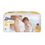 Libero Newborn 1 pelenka 2-5kg 78db
