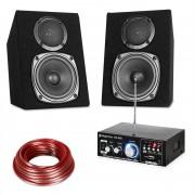 Electronic-Star Hifi стерео озвучителен комплект USB SD MP3 - 30 W (P-7362-2638)