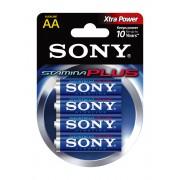Sony Stamina Plus LR6-ceruzaelem 4 db