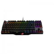 KBD, ASUS ROG Claymore Core, Cherry MX Brown, RGB, Aura Sync, Gaming, USB, Black