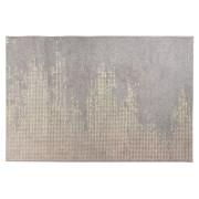 Designtapijt 'DELY' 160/230 cm in schakeringen van grijs en geel