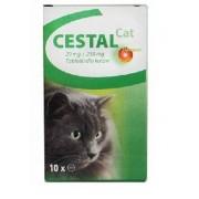 Cestal Cat Flavour pentru pisici - 2 comprimate