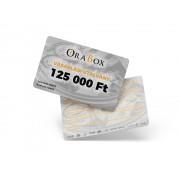 Vásárlási Utalvány 125.000 Ft