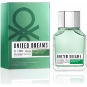 Be Strong para Hombre de United Dreams Eau de Toilette 100 ml