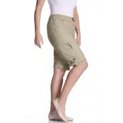 Womens Sara Cargo Shorts - Sandstone Trousers