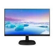 "Philips V-line 243V7QJABF - écran LED - Full HD (1080p) - 24"""