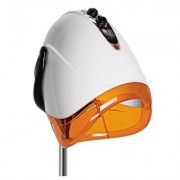 Torkhuv Ceriotti Egg 2 Speed Vit/Orange 1000W