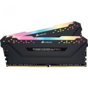 RAM Corsair VENGEANCE RGB PRO 16GB (2 x 8GB) DDR4-3600 C20, Black