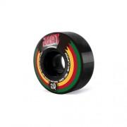 JART - kolieska 51MM Kingston Wheels Pack rasta Velikost: 51mm