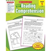 Scholastic Success with Reading Comprehension, Grades 1, Paperback/Robin Wolfe