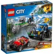 Конструктор ЛЕГО Сити - Преследване по черен път - LEGO City Police, 60172