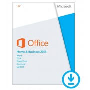 Microsoft Office 2013 Home and Business 1 PC