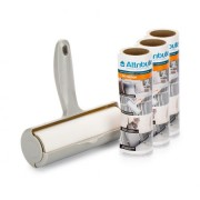Ролик для чистки одежды и мебели + 3 сменных блока Attribute ACR163