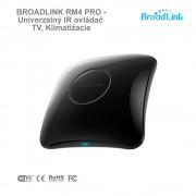 BROADLINK RM4 PRO - Univerzalný IR ovládač TV, Klimatizácie