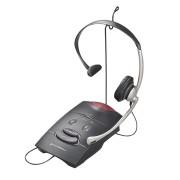 Diadema c/micrófono Plantronics y amplificador THS S11