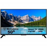 Pantalla WESTINGHOUSE WD50FM2009 50 Smart TV Full HD HDMI VGA Negro