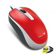 Genius USB crveni miš DX-120
