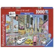 PUZZLE Fun 14Ani+ NEW YORK, 1000 PIESE