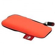 Hermitshell Trim Slim Protective Neoprene Soft Cover Carrying Case Sleeve Compact sizes for Microsoft Arc Touch Mouse Orange