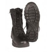 Mil-Tec Black Tactical Boot Two-zip (Färg: Svart, Storlek: 40)