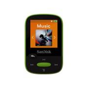 SANDISK Sansa Clip Sport 8GB Groen