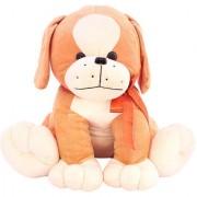 DealBindaas Cute Dog Stuff Animal 40 Cms Brown