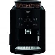 Espressor automat Krups Arabica EA811010, 1450 W, 15 bari, Râşniţă de cafea metalică, 1.7 L, Duză de abur, Negru