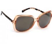 Kenneth Cole Cat-eye Sunglasses(Grey)