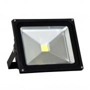 Kibernetik LED Baustrahler 30 Watt, für Wandmontage