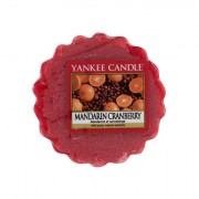 Yankee Candle Mandarin Cranberry cera profumata per aromaterapia 22 g