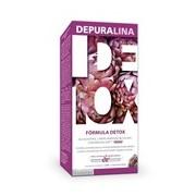 Detox eliminador de resíduos e toxinas 250ml - Depuralina