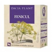 Ceai de Fenicul, Dacia Plant