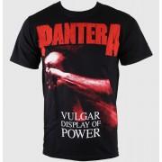 tricou stil metal bărbați Pantera - Red Vulgar - BRAVADO - 31511213
