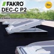 Fereastra electrică Fakro DEC-C P2