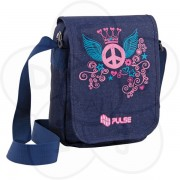 City bag Teens Pink Peace