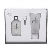 Calvin Klein CK One confezione regalo Eau de Toilette 50 ml + 100 ml doccia gel unisex