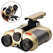Vini Toys Original Night Vision Surveillance Scope Binocular Telescope With Pop-Up Light