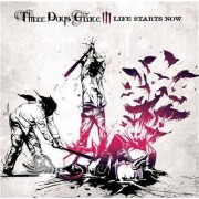 Video Delta Three Days Grace - Life Starts Now - CD
