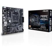 Asus PRIME A320M-K/CSM - Moederbord - micro ATX - Socket AM4 - AMD A320 - USB 3.0 - Gigabit LAN