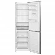"Combina frigorifica Albatros CNFX48A+, Full No Frost, 342 L, Compartiment ""Fresh Zone"", Display LCD, Uși reversibile, H 193.5 cm, Clasă energetică A+, Inox/argintiu"