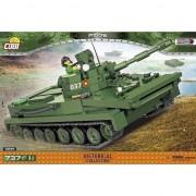 Set de constructie Cobi, Razboiul din Vietnam, Tanc PT-76 - 735 piese