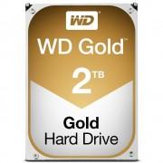 "Western Digital WD Gold Datacenter Hard Drive WD2005FBYZ - Disco rígido - 2 TB - interna - 3.5"" - SATA 6Gb/s - 7200 rpm - buffer: 128 MB"