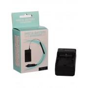 Digital Power Incarcator priza + Bricheta auto compatibil Canon LP E6